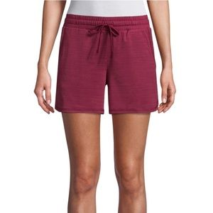 NWT St. John's Bay Active Mid Rise Pull-On Shorts